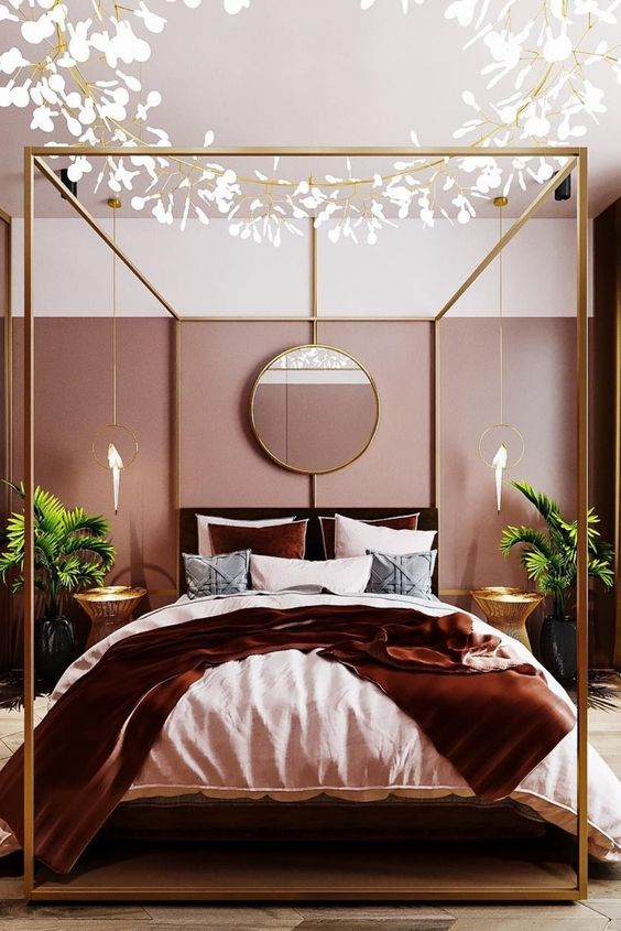 Bedroom Lighting Ideas: Get You A Dreamy Look