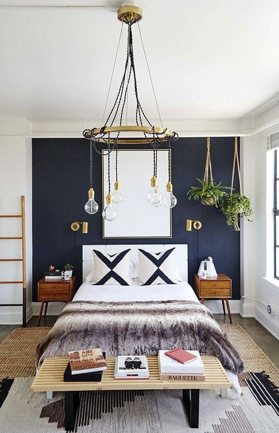 bedroom lighting ideas 13