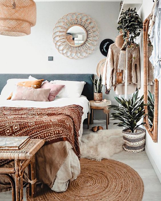 Chic And Cozy Bohemian Bedroom Ideas Decorface Com