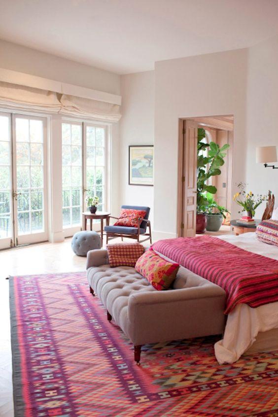bohemian bedroom ideas 13