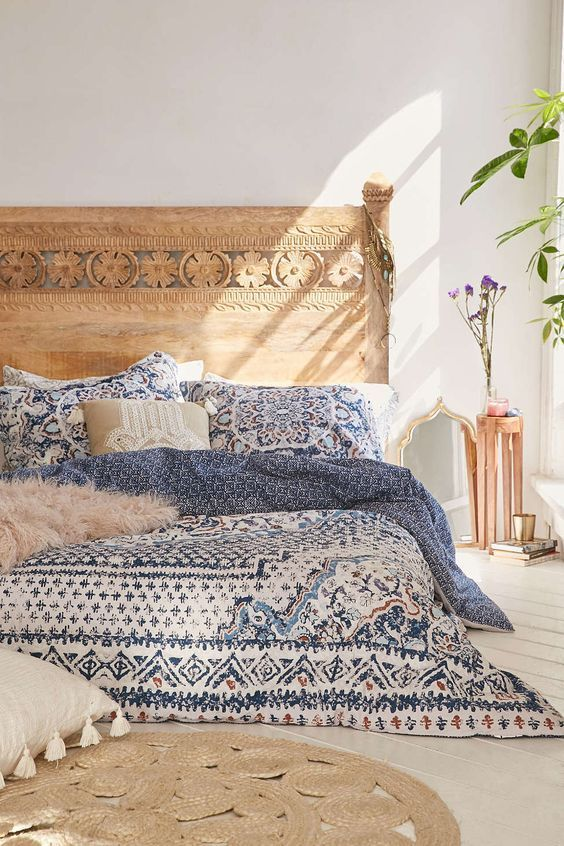 bohemian bedroom ideas 16
