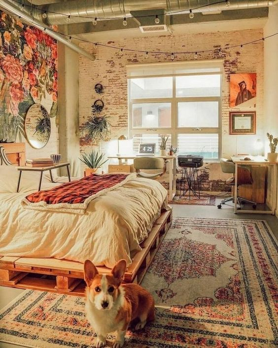 bohemian bedroom ideas 17