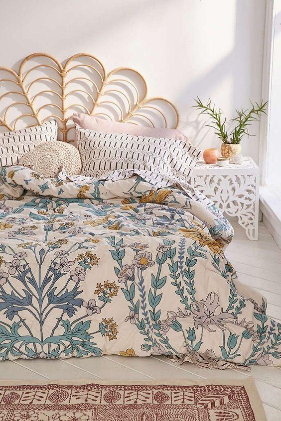 bohemian bedroom ideas 20