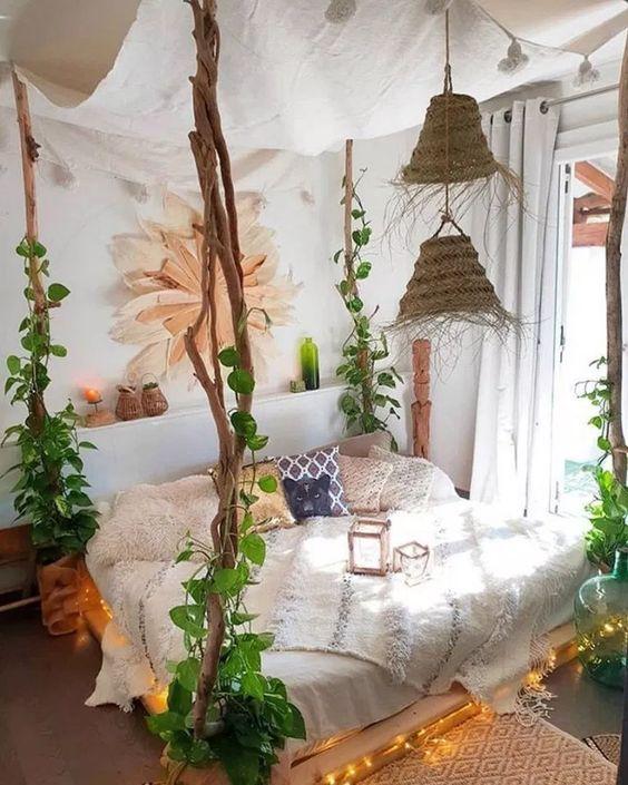 bohemian bedroom ideas 6
