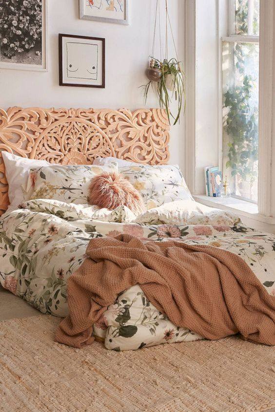 bohemian bedroom ideas 7