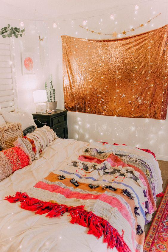 bohemian bedroom ideas 8