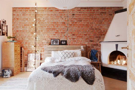 Industrial Bedroom Ideas for Fancy Room