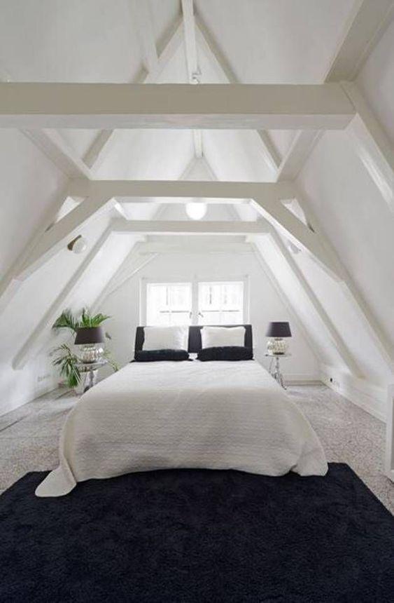 attic bedroom ideas 19