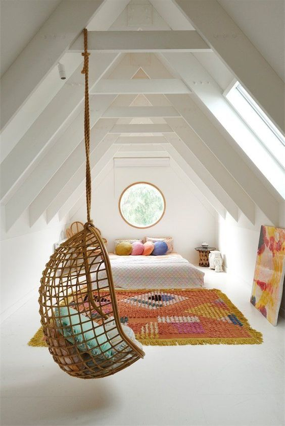 Attic Bedroom Ideas: Add Some Fun