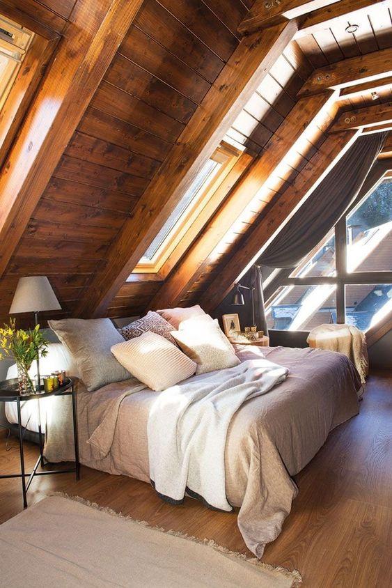 attic bedroom ideas 8