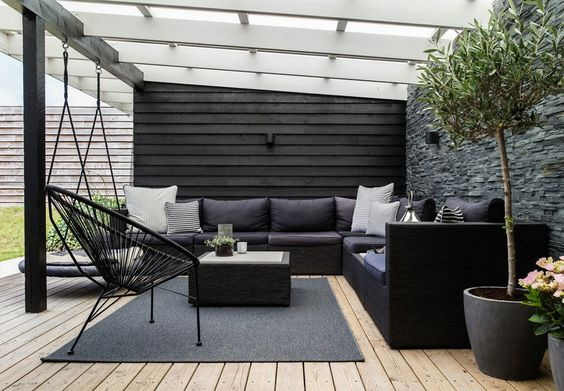 Cozy Backyard Sitting Area Ideas You Have to See