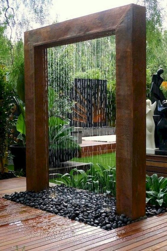 Backyard Waterfall Ideas: Make It Unique