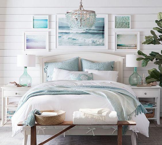 Breathtaking Beach Bedroom Ideas for Fresher Vibe