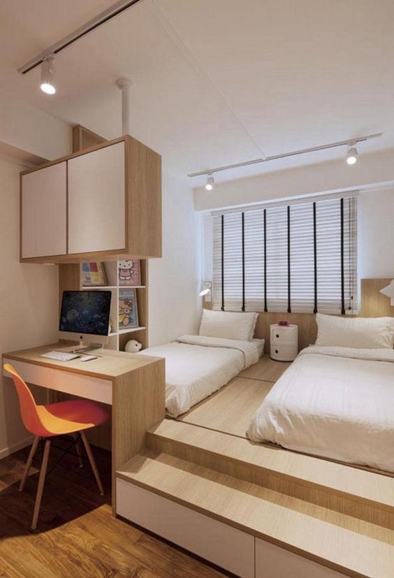bedroom organization ideas 13