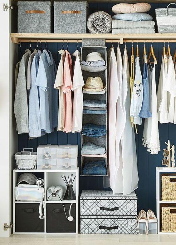 bedroom organization ideas 19