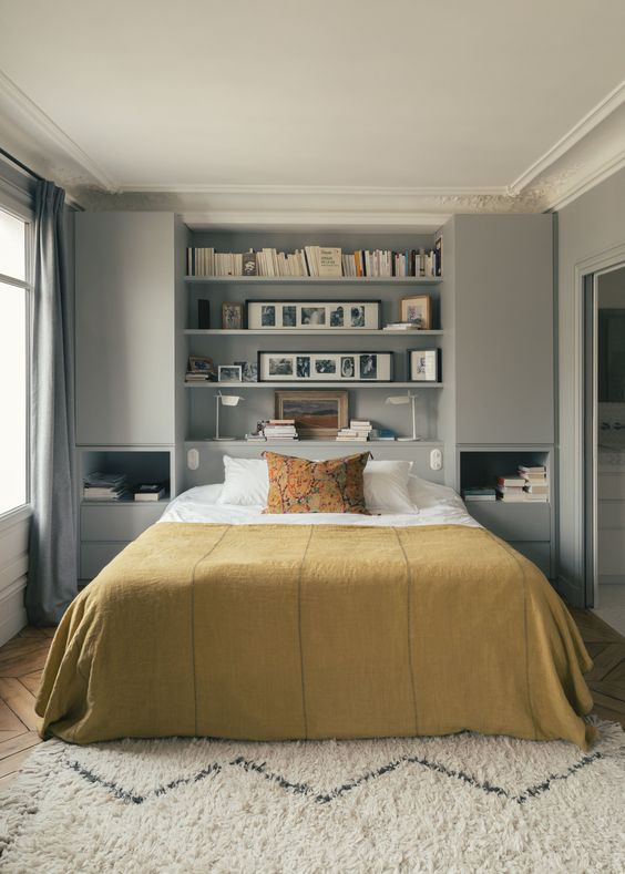 Bedroom Organization Ideas: Keep Your Hobby Close to You