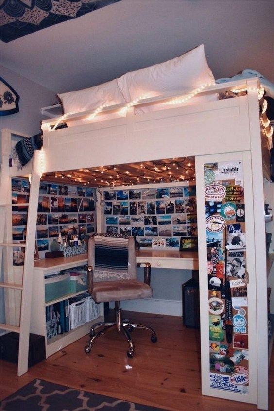 bedroom organization ideas 8