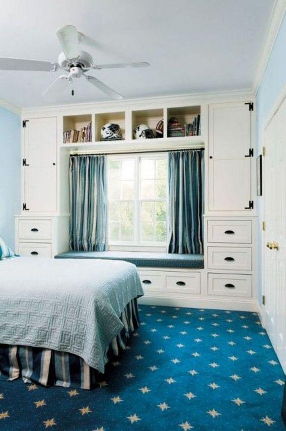 bedroom organization ideas 9