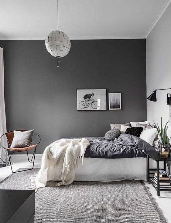 Grey Bedroom Ideas: Elegant and Cozy