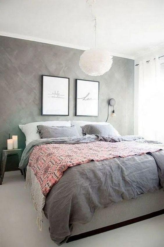grey bedroom ideas 10