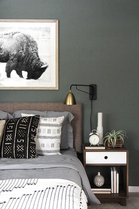 grey bedroom ideas 14