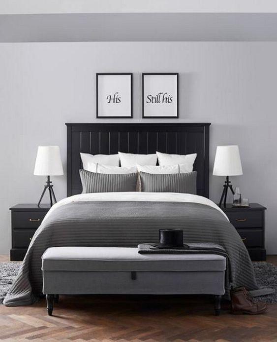 grey bedroom ideas 15