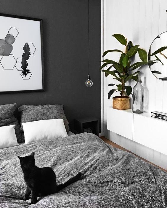 grey bedroom ideas 16