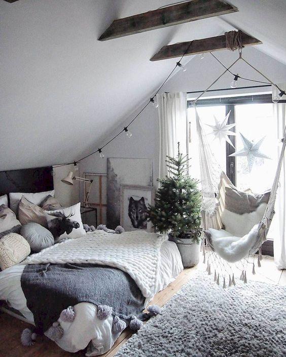 grey bedroom ideas 19