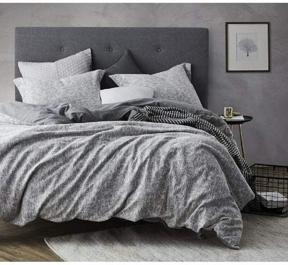 Grey Bedroom Ideas for Elegant Look