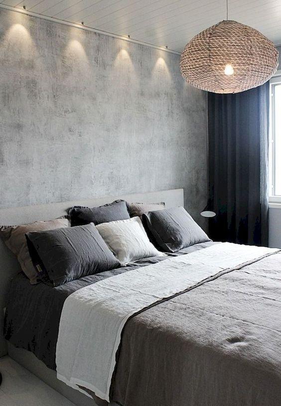 grey bedroom ideas 7