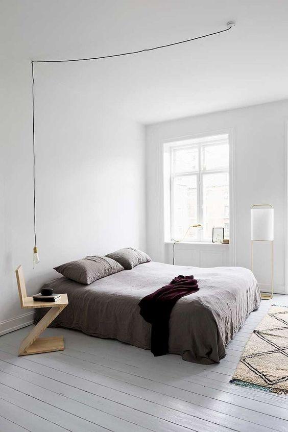 Minimalist Bedroom Ideas: Keep Them Low