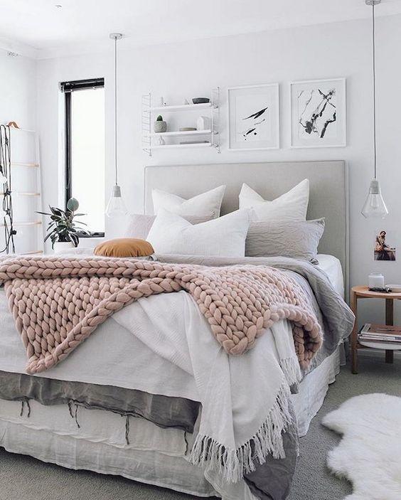 minimalist bedroom ideas 19