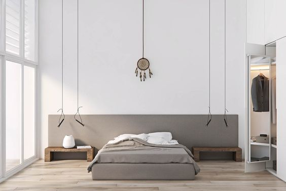 Beautiful Minimalist Bedroom Ideas for Simple Room