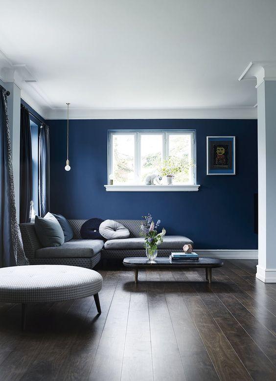 navy living room ideas 5