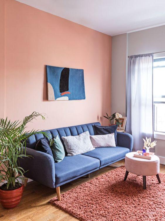 navy living room ideas 6