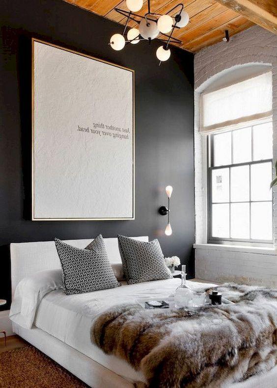 scandinavian bedroom ideas 12