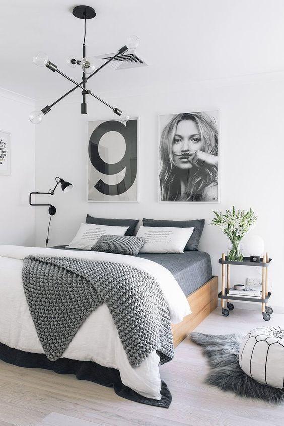 scandinavian bedroom ideas 14