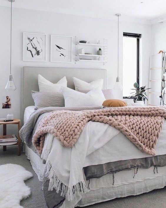 scandinavian bedroom ideas 18