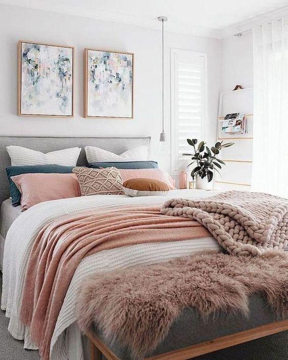 scandinavian bedroom ideas 19