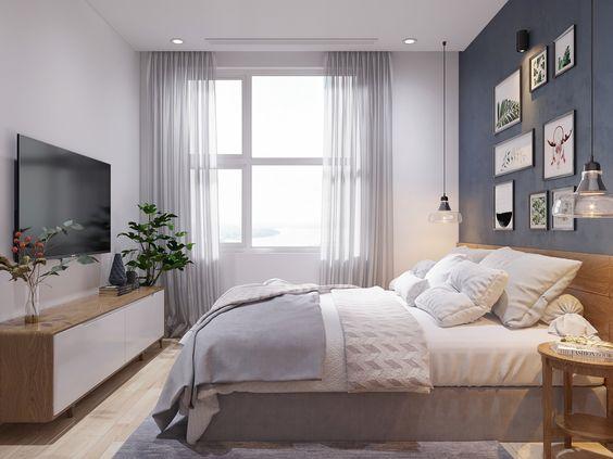 Elegant Scandinavian Bedroom Ideas for Calming Effect