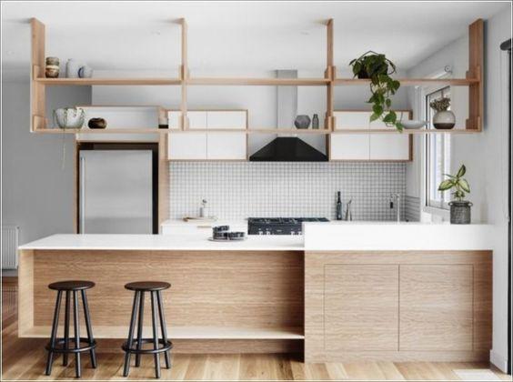 Astonishing Scandinavian Kitchen Ideas for Stylish Look