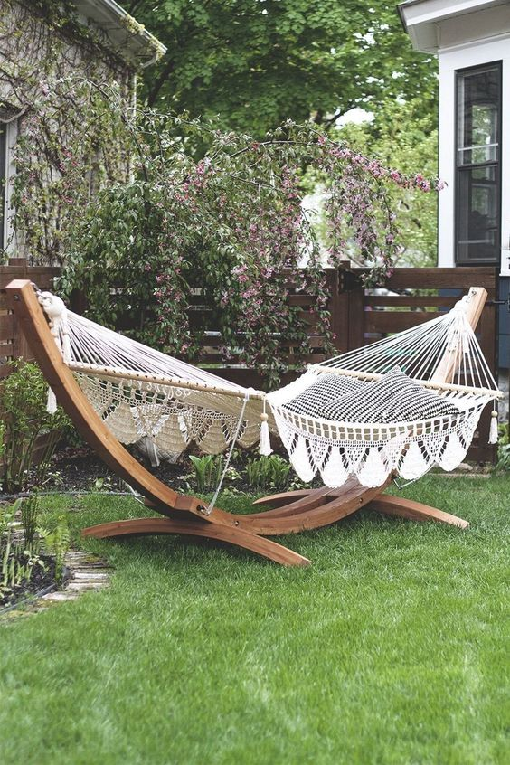 backyard hammock ideas 10