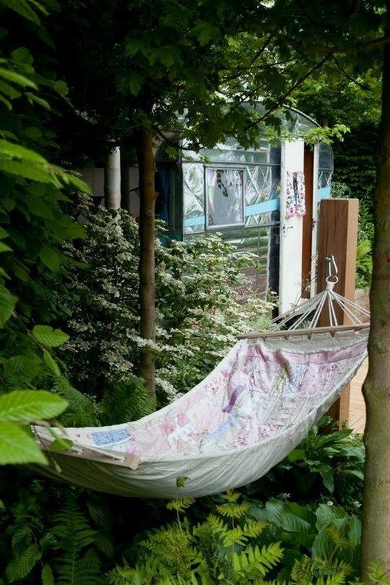 backyard hammock ideas 11