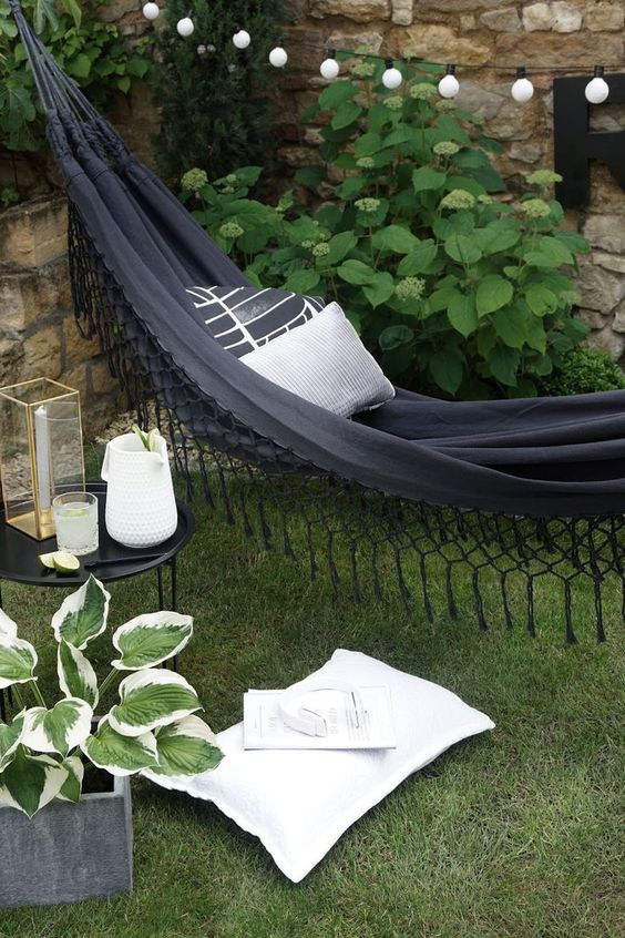 backyard hammock ideas 12