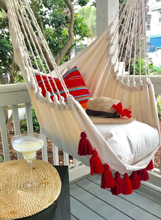 backyard hammock ideas 13
