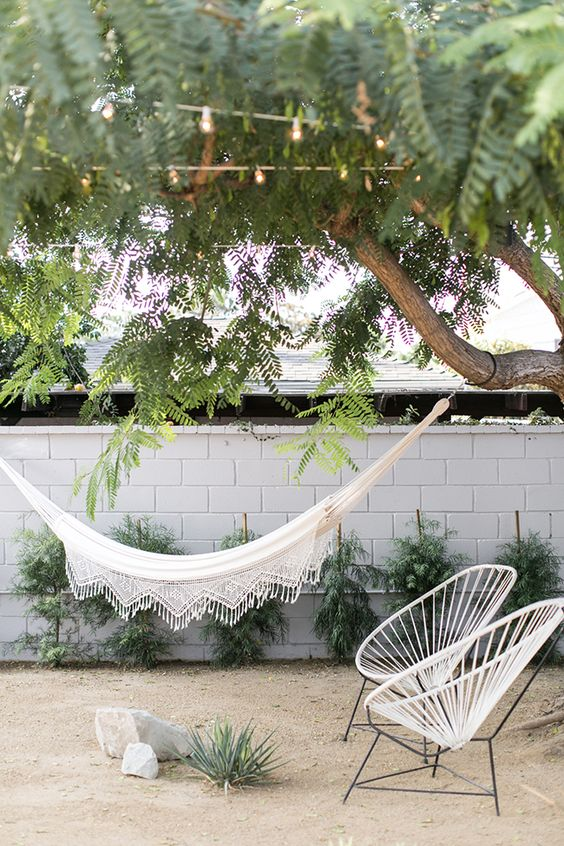 backyard hammock ideas 16