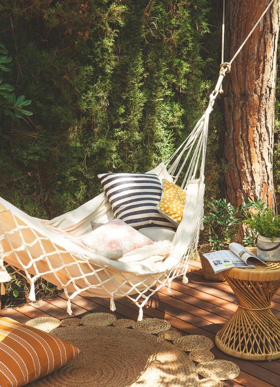 backyard hammock ideas 17