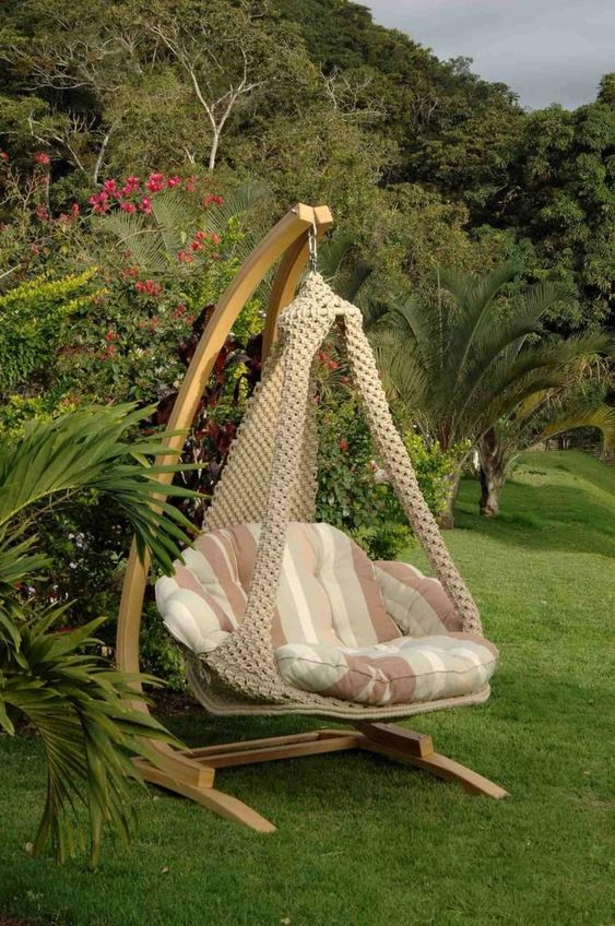 backyard hammock ideas 6