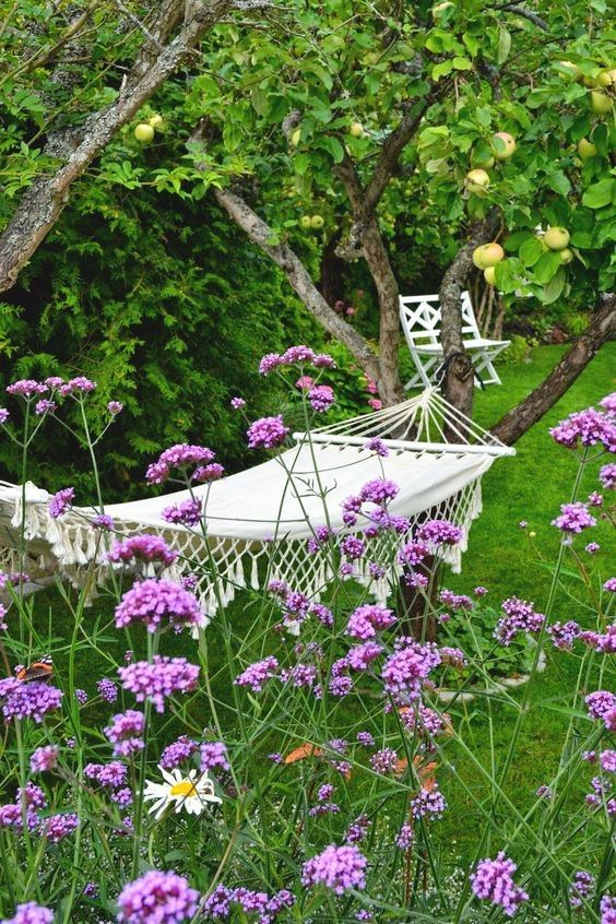 backyard hammock ideas 9