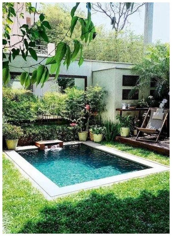 backyard with pools ideas 18